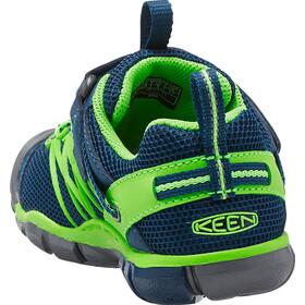 Keen Chandler CNX Chaussures Enfant, poseidon/jasmine green